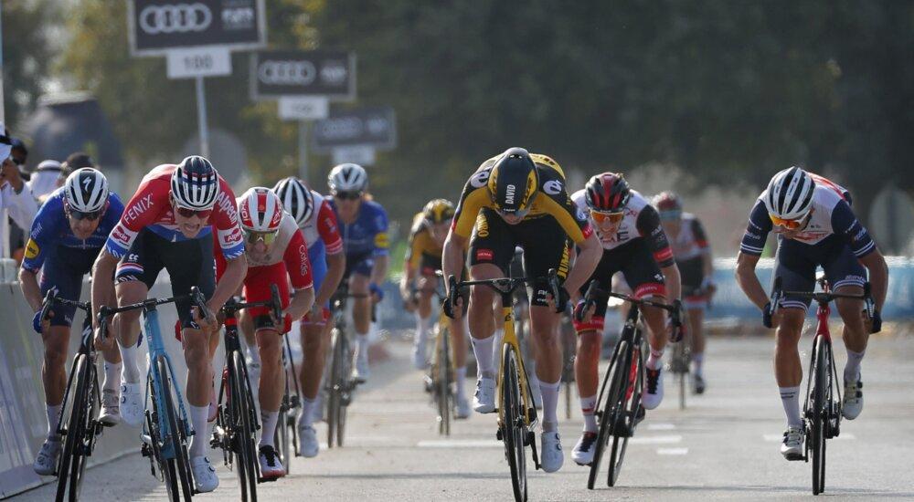 How Roglic managed to win Vuelta al Pais Vasco