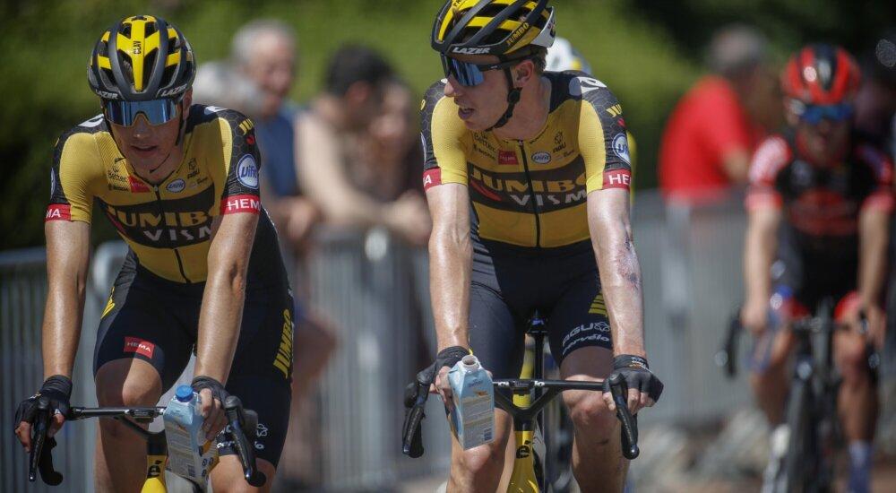 Team LottoNL-Jumbo trekt in juli op hoogtestage naar Oostenrijk