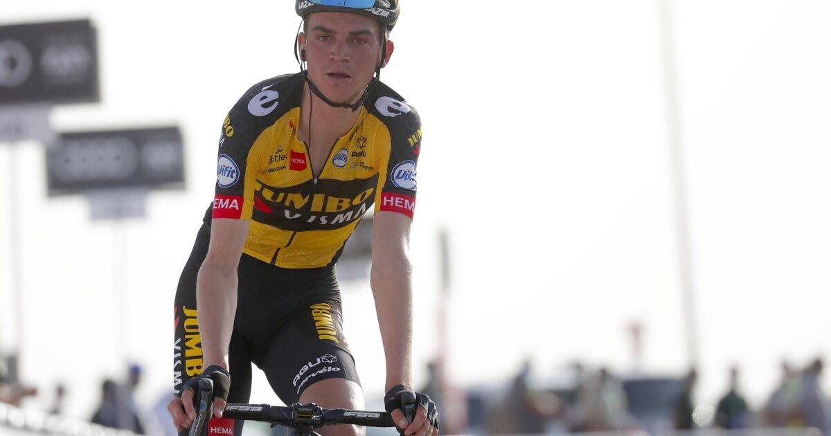 Roglic blikt vooruit op Vuelta