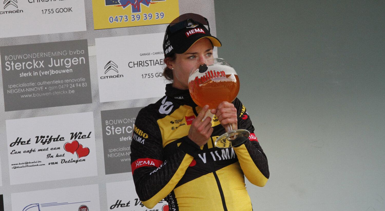 © Van Emden in de Baloise Belgium Tour in 2013