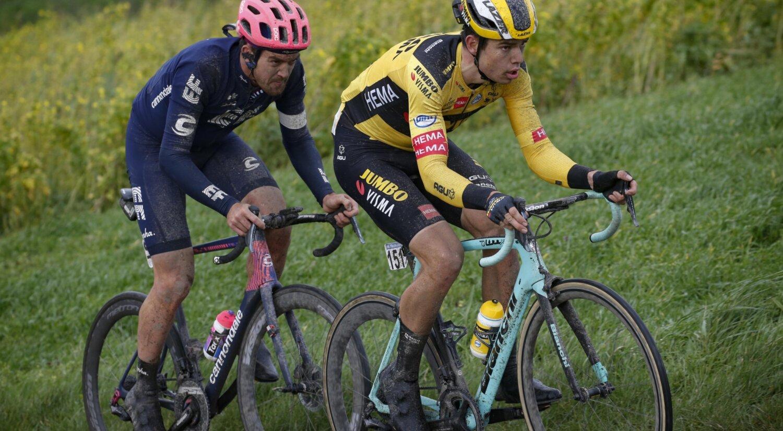 Roest prolongeert wereldtitel allround, De Jong en Kramer pakken brons