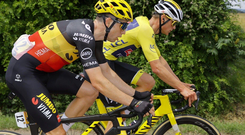 LottoNL-Jumbo pakt goud op Team Pursuit
