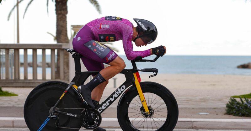 © Lindeman wint een Vuelta-etappe in 2015