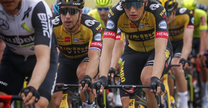 Roest en De Vries pakken goud op ploegenachtervolging, Smeekens sprint naar brons