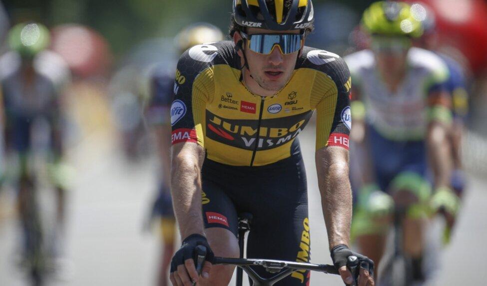 Summary: Groenewegen sprints to stage win in Paris-Nice
